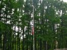 Подъем флага школы