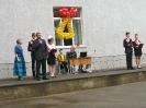 Выступает зам. Главы города  по вопросам социальной политики и образования Кучеров В.Е.